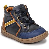 Čevlji  Dečki Visoke superge GBB GERMAIN Modra