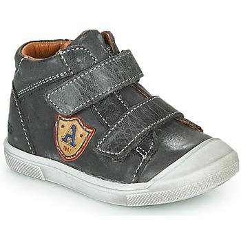 Čevlji  Dečki Visoke superge GBB LAUREL Siva