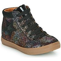 Čevlji  Deklice Visoke superge GBB TADEA Večbarvna