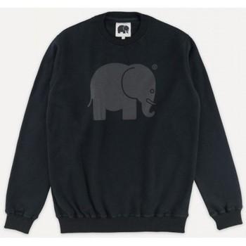 Oblačila Moški Puloverji Trendsplant CLASSIC CREWNECK 029030MBBC Črna