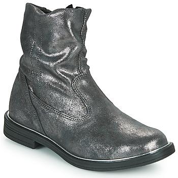Čevlji  Deklice Polškornji GBB MICKY Siva