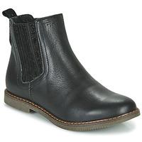 Čevlji  Deklice Polškornji GBB EVERY Črna