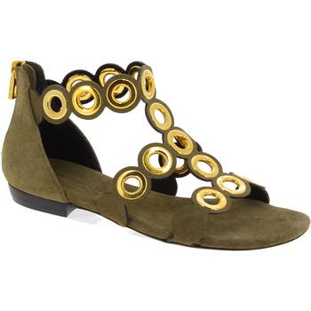 Čevlji  Ženske Sandali & Odprti čevlji Barbara Bui L5217CRL27 Marrone chiaro