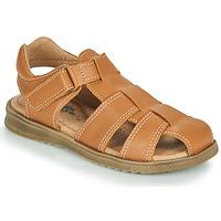 Čevlji  Dečki Sandali & Odprti čevlji Citrouille et Compagnie MELTOUNE Kostanjeva