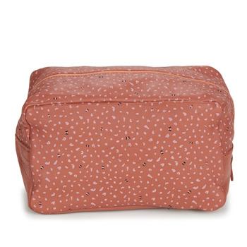 Torbice Deklice Toaletne torbice Easy Peasy VANITOO Rožnata