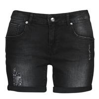 Oblačila Ženske Kratke hlače & Bermuda Moony Mood ONANA Črna