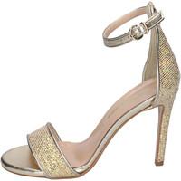 Čevlji  Ženske Sandali & Odprti čevlji Olga Rubini Sandali Glitter Pelle sintetica Altri