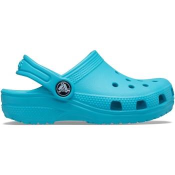 Čevlji  Otroci Cokli Crocs Crocs™ Kids' Classic Clog Digital Aqua