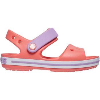 Čevlji  Deklice Sandali & Odprti čevlji Crocs Crocs™ Crocband Sandal Kids Fresco