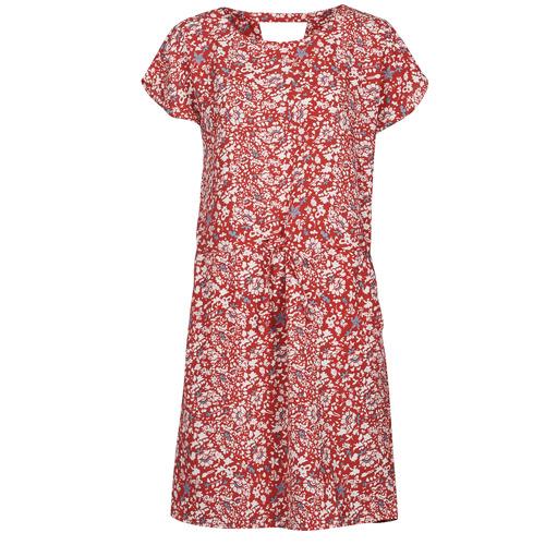 Oblačila Ženske Kratke obleke Only ONLNOVA Rdeča