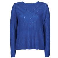 Oblačila Ženske Puloverji Only ONLTRIXIE Modra