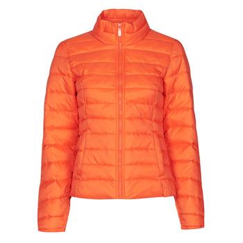 Oblačila Ženske Puhovke Only ONLNEWTAHOE Oranžna