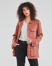 Oblačila Ženske Jakne & Blazerji Only ONLKENYA Rožnata
