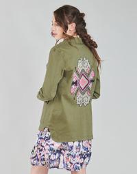 Oblačila Ženske Jakne & Blazerji Only ONLAUDREY Kaki
