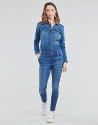 Oblačila Ženske Kombinezoni Only ONLCALLI Modra