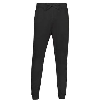 Oblačila Moški Spodnji deli trenirke  G-Star Raw PREMIUM BASIC TYPE C SWEAT PANT Črna
