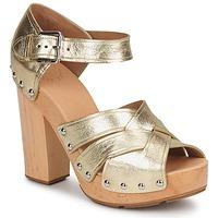 Čevlji  Ženske Sandali & Odprti čevlji Marc by Marc Jacobs VENTA Zlata