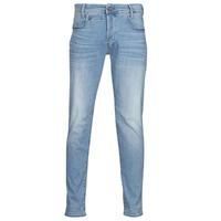 Oblačila Moški Jeans skinny G-Star Raw D STAQ 5 PKT Modra