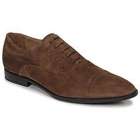 Čevlji  Moški Čevlji Richelieu Pellet ALEX Bež