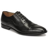 Čevlji  Moški Čevlji Richelieu Pellet ALEX Črna