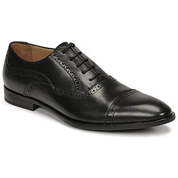 Čevlji  Moški Čevlji Derby & Čevlji Richelieu Pellet ALEX Črna