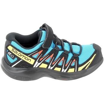 Čevlji  Nizke superge Salomon Xa Pro 3D CSWP C Bleu Noir Modra