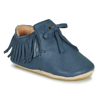 Čevlji  Otroci Nogavice Easy Peasy MEXIBLU Modra