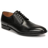 Čevlji  Moški Čevlji Derby Pellet Alibi Črna
