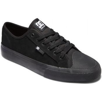 Čevlji  Moški Skate čevlji DC Shoes Manual rt s Črna