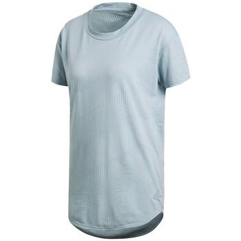 Oblačila Ženske Majice s kratkimi rokavi adidas Originals CF2663 Modra