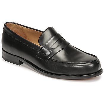 Čevlji  Moški Mokasini Christian Pellet Colbert Črna