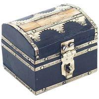Dom Kovčki in škatle za shranjevanje Signes Grimalt Škatla Za Nakit Multicolor