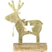 Dom Božična dekoracija Signes Grimalt Reindeer Dorado