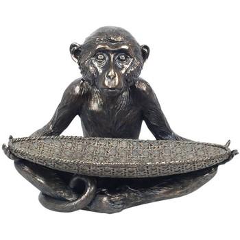 Dom Kipci in figurice Signes Grimalt Slika Mono Pladenj Plateado