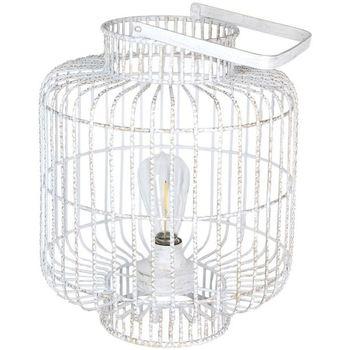 Dom Lanterne Signes Grimalt Svetilka Z Led Lučjo Blanco
