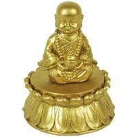 Dom Kipci in figurice Signes Grimalt Golden Buddha Box Dorado