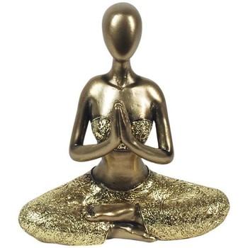 Dom Kipci in figurice Signes Grimalt Joga Figura Dorado