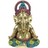 Dom Kipci in figurice Signes Grimalt Ganesha Joga Dorado