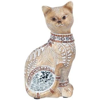 Dom Kipci in figurice Signes Grimalt Mala Cat Ogledalo Marrón