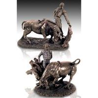 Dom Kipci in figurice Signes Grimalt Bullfighters Dorado