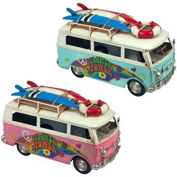 Dom Kipci in figurice Signes Grimalt Avtobus 2 Različno Set 2U Multicolor