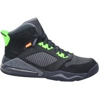 Čevlji  Moški Košarka Nike Jordan Mars 270 Črna, Siva, Zelena