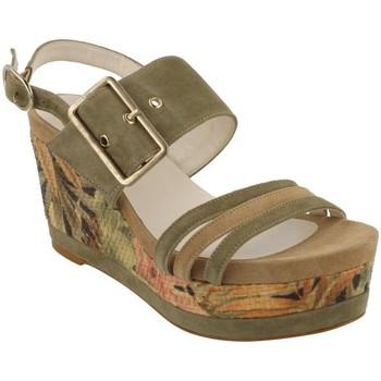 Čevlji  Ženske Sandali & Odprti čevlji Durá - Durá  Verde