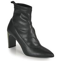 Čevlji  Ženske Gležnjarji JB Martin 2DEBSIE Črna