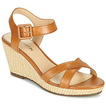Čevlji  Ženske Sandali & Odprti čevlji JB Martin QUERIDA Colonial