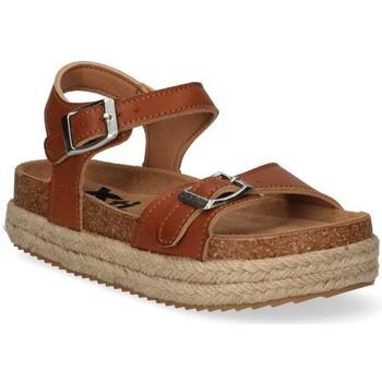Čevlji  Deklice Sandali & Odprti čevlji Xti 55814 Kostanjeva