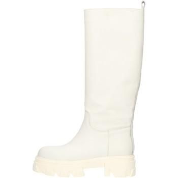 Čevlji  Ženske Mestni škornji    Made In Italia CAPITAL01 White