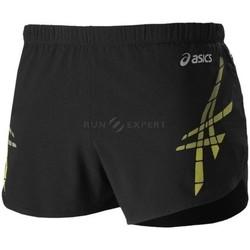 Oblačila Ženske Kratke hlače & Bermuda Asics Startowe Speed Short Črna