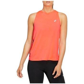 Oblačila Ženske Majice brez rokavov Asics Future Tokyo Tank Oranžna