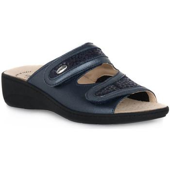 Čevlji  Ženske Natikači Grunland BLU 68ESTA Blu